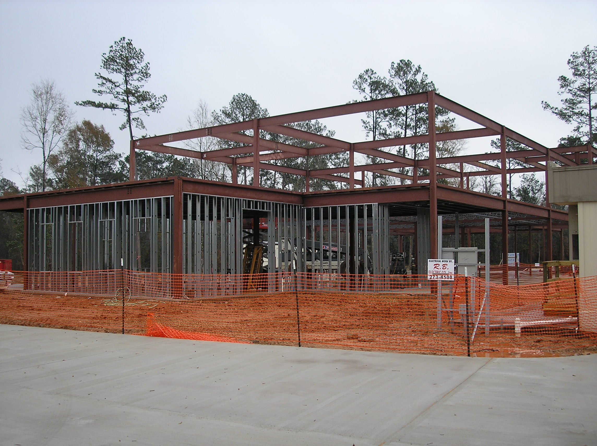 Your St Tammany Credit Union Being Built